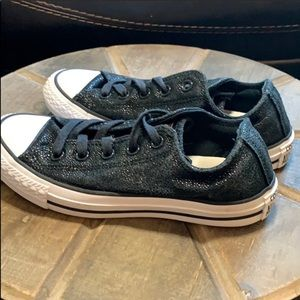 Converse all star sneakers women's size 5